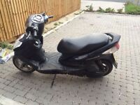 Yamaha Cygnus X 125 good runner mot may next year key logbook