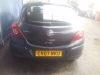 quick sell corsa 2007 smooth engine and gearbox