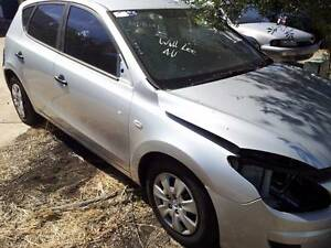 HYUNDAI I30 2007 - 2012 5DH SILVER AUTO 2.0 LOT 28-1 NOW WRECKING Kudla Gawler Area Preview