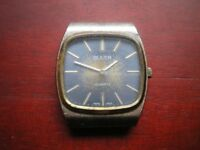 Rare Vintage Gents Swiss Made Buler Watch