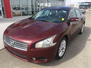 2009 Nissan Maxima 3.5 SV Sunroof Leather