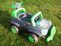 Nightwalker Childs 4 X 4 electric car 2 to 6 year olds for sale  Brigg, Lincolnshire