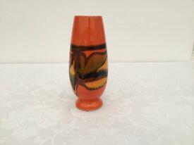Poole Pottery Volcano Glaze Vase
