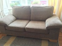 Twin Double Sofas. Good condition.