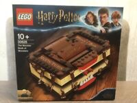 LEGO 30628 - Harry Potter The Monster Book of Monsters - New & Factory Sealed