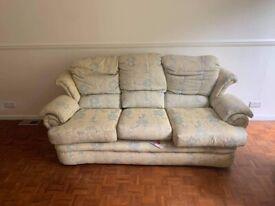 Sofa and armchair FREE
