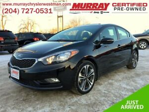 2016 Kia Forte 2.0L EX *Backup Camera* *Heated Cloth*