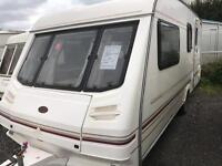 98 swift sterling Eccles SIDE BUNKS 4 berth BANK HOLIDAY MONDAY SALE