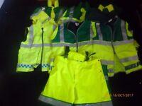 ambulance workwear