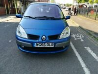 Renault Scenic 1.6 VVT Privilege 5dr Automatic 2007 warranty 79800 mileages full service history,(N)