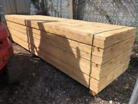 🐌 WOODEN/ TIMBER SCAFFOLD STYLE BOARDS > 3.9M > NEW