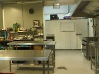 SUPERB COMMERCIAL KITCHEN TO RENT - DAILY - WEEKLY *FLEXIBLE TERMS
