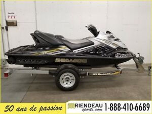 2009 Sea-Doo/BRP RXT 215