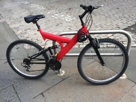 Great condition mountain bike