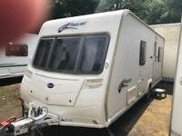 BAILEY PAGEANT VENDEE FIXED BED 2008 MODEL