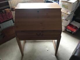 Ikea writing/ laptop computer desk
