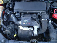 BREAKING - FORD FIESTA MK6 - 1.4 TDCI ENGINE - ALL PARTS AVAILABLE