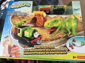 Thomas & Friends Adventures Dino discovery BNIB