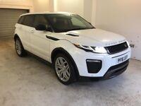 2016 Range Rover Evoque, 11k Miles Only, 2 Keys, 1 Owner, FSH, Fully Loaded