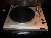 JVC L-A11 record player turntable / music / vinyl records