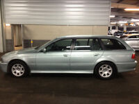BMW 525 SE AUTOMATIC ESTATE-1 OWNER SINCE 2005-LONG MOT-LEATHER ALLOYS AIR CON CD ETC-WE CAN DELIVER
