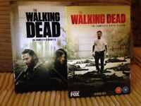 The Walking Dead Seasons (1-6) & Fear The Walking Dead Seasons (1-3)