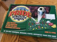Pride football trivia