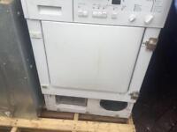 Bosch integrated dryer