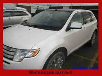 2010 FORD Edge AWD LIMITED****INSPECTÉ PAR FORD 132 POINTS ***