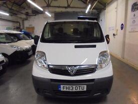 Vauxhall Vivaro 2.0 CDTI 2013 / 13 REG NO VAT