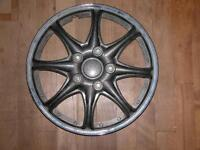 One 15 in. Sport Style Wheel cover