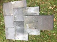 Roof Tiles -Welsh Slate 10inch x 20inch £1.50 each x 1000 £1.25 EACH ONO