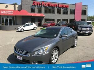 2014 Nissan Maxima SV w/ Leather, Sunoof, Navigation