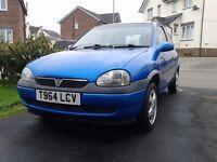 Vauxhall Corsa SXI 1.2 16v 116k miles