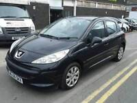 Peugeot 207, 1.4 petrol, 2007, 5dr, New Timing Kit, New Clutch