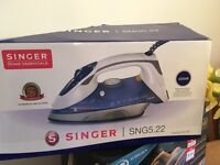 Singer clothes iron