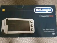 Delonghi mini oven New in box