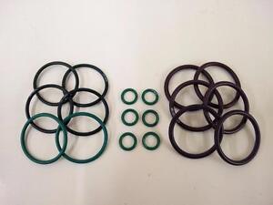 Caterpillar (6) Injector Seal Kits Fits CAT C10 C12 P/N: 2245797