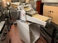 DOUGH ROLLER ,CUTTER ,PRITZEL MAKER MACHINE CATERING COMMERCIAL KITCHEN FAST FOOD BAKERY KITCHEN