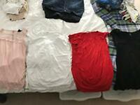 Summer maternity clothes size 10-12