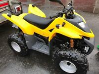 Quad bike 100cc Adly (not Chinese) SWAP