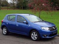 2014 (64) Dacia Sandero 0.9 TCe Laureate Hatchback 5dr - 11,000 MILES - 1 OWNER