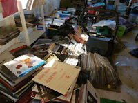 *Classical vinyl record collection* 3000+ LPs