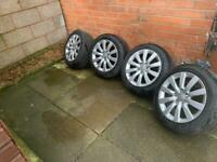 Audi alloys 5x112 very nice