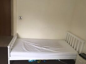 Single bed and mattress PICK UP ONLY