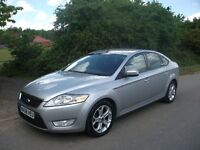 2008 DIESEL FORD MONDEO ZETEC FULL SERVICE HISTORY **PART EXCHANGE WELCOME **
