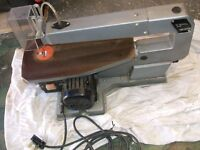 "Electric Scroll(Fret) Saw 16"" (Wickes)"