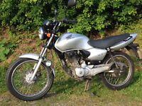 Honda CG 125 for sale 2007