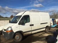 Renault master 2.5 6 speed gearbox 2005 year parts available