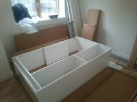 Ikea Flatpack Furniture Assembly Services (wardrobe, bed, table, chest of drawers, shelves, tv unit)